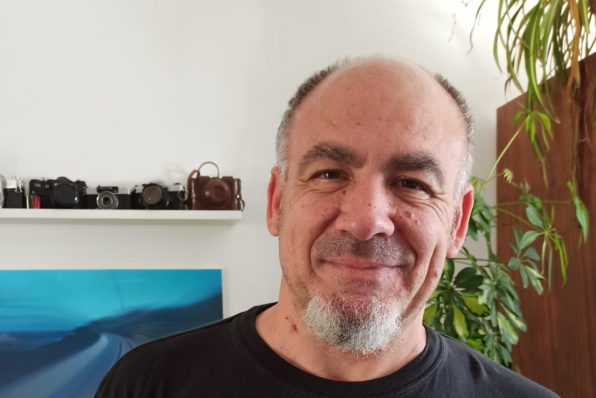Juan Ramon Ferrandis, Secretario General de CGT País Valenciano y Murcia